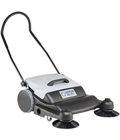 Walk-behind sweeper / manual / compact sm 800 nilfisk videos.