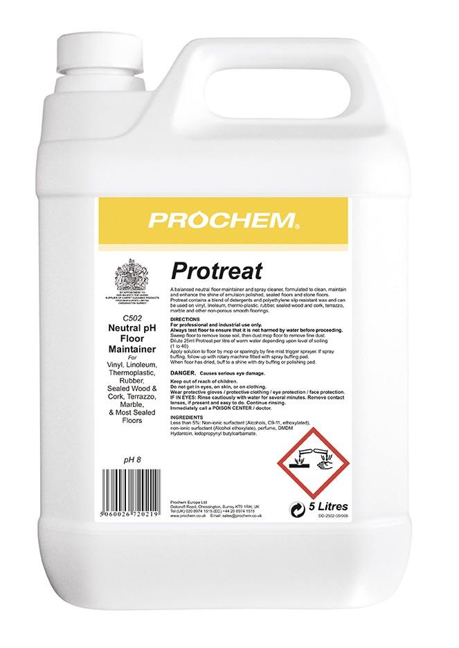 Protreat 5l Lvc London Vacuum Company